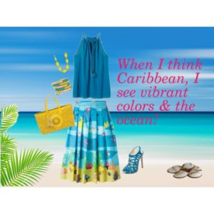 Caribbean Colors